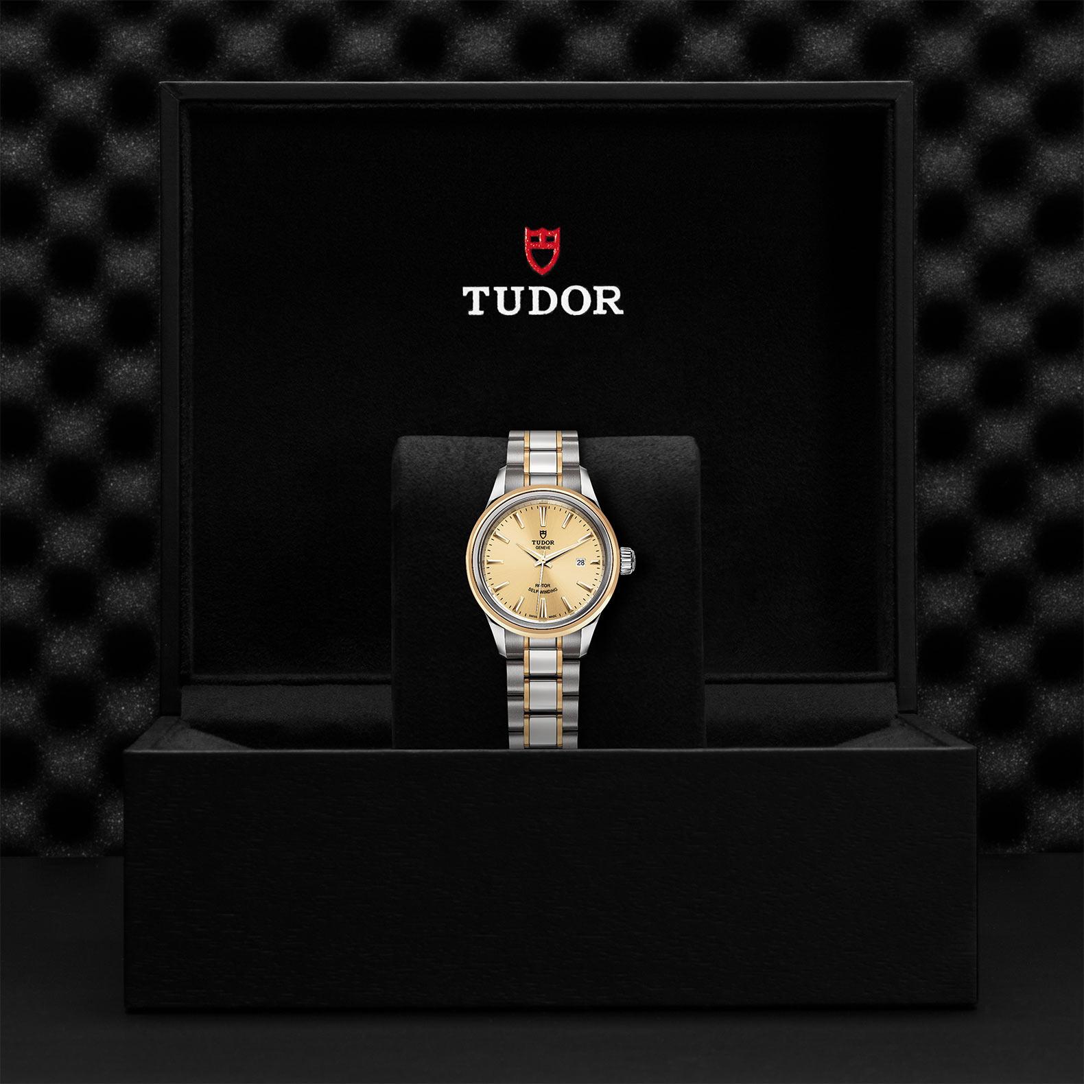 TUDOR Style M12103 0001 Presentationbox