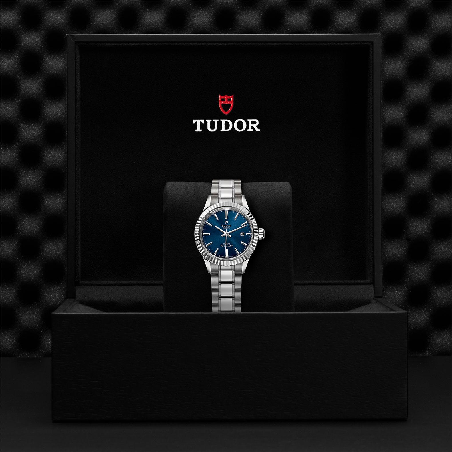 TUDOR Style M12110 0013 Presentationbox