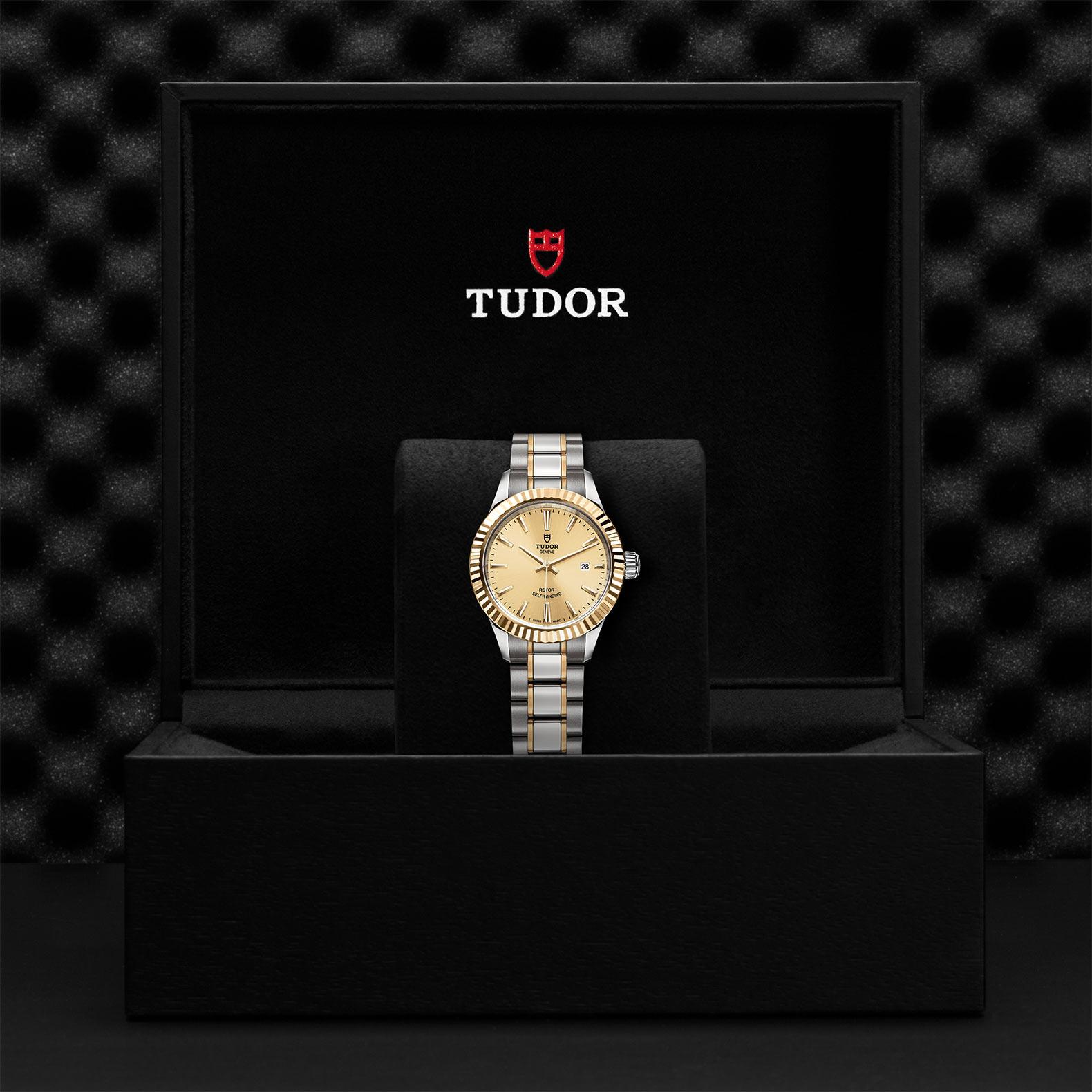 TUDOR Style M12113 0001 Presentationbox