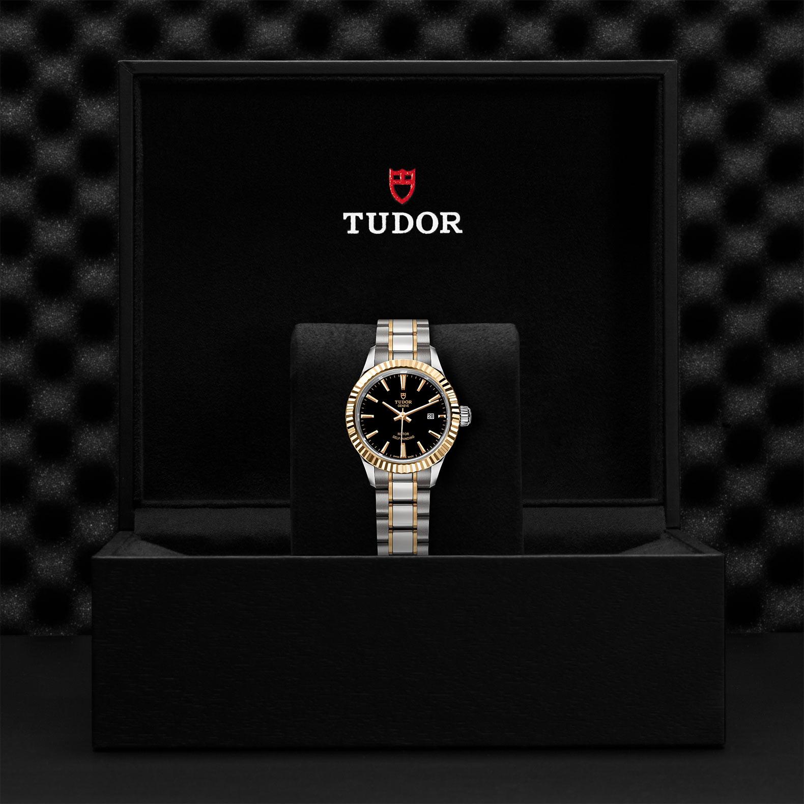TUDOR Style M12113 0005 Presentationbox