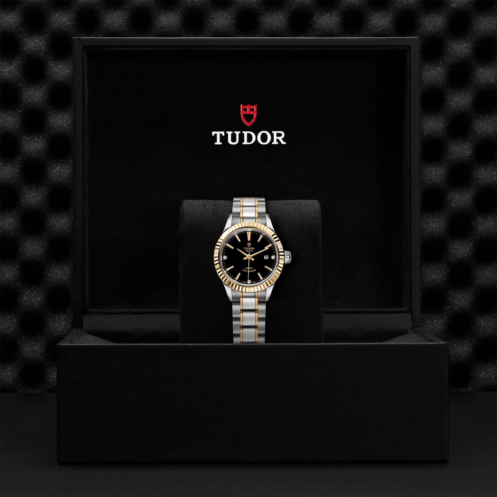 TUDOR Style M12113 0011 Presentationbox