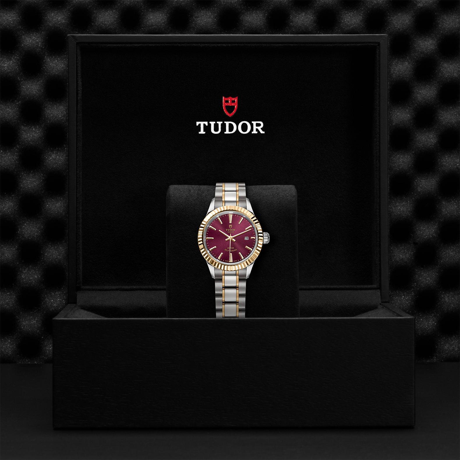 TUDOR Style M12113 0013 Presentationbox
