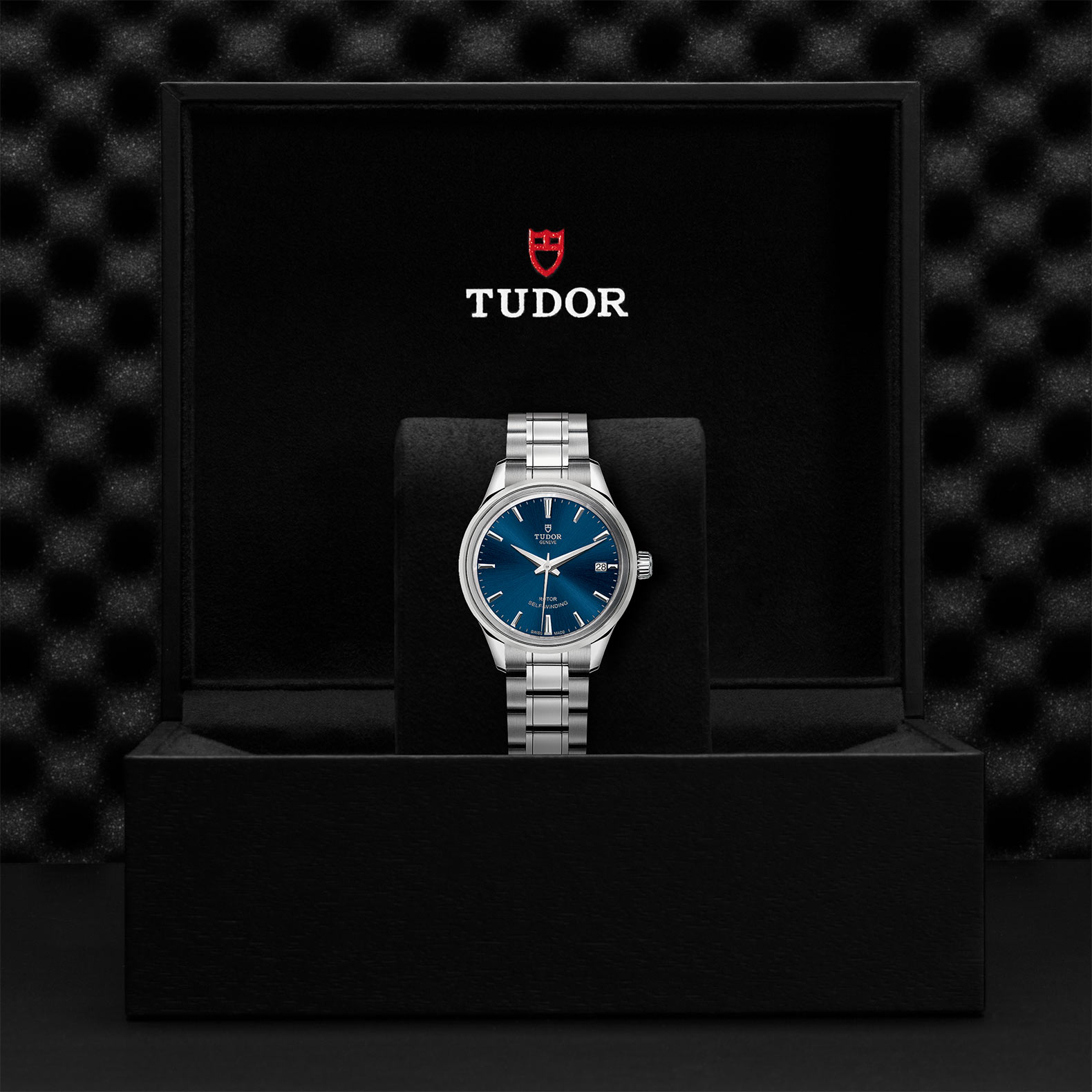 TUDOR Style M12300 0009 Presentationbox