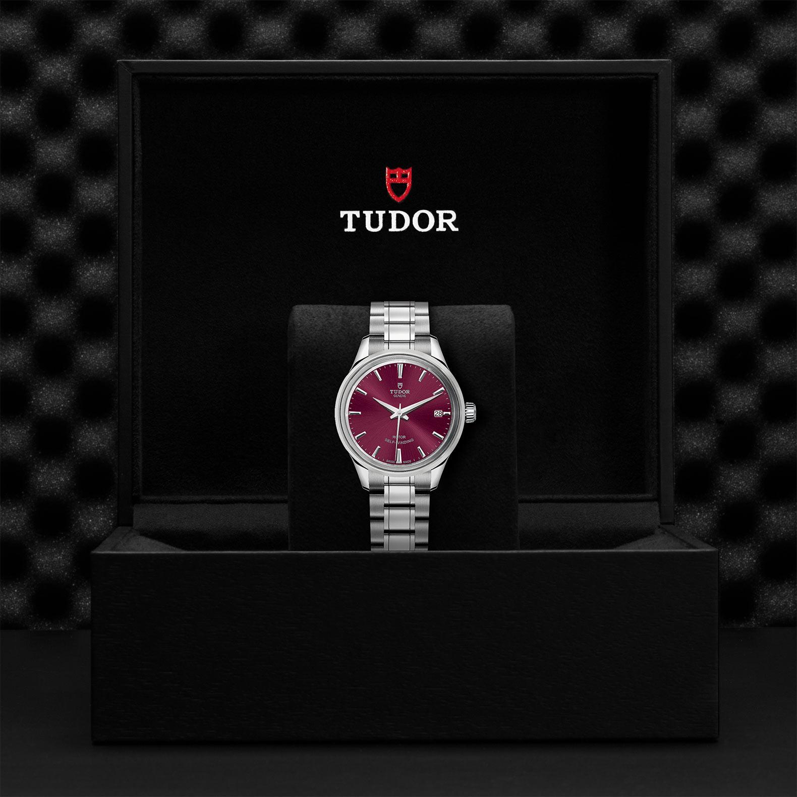 TUDOR Style M12300 0010 Presentationbox