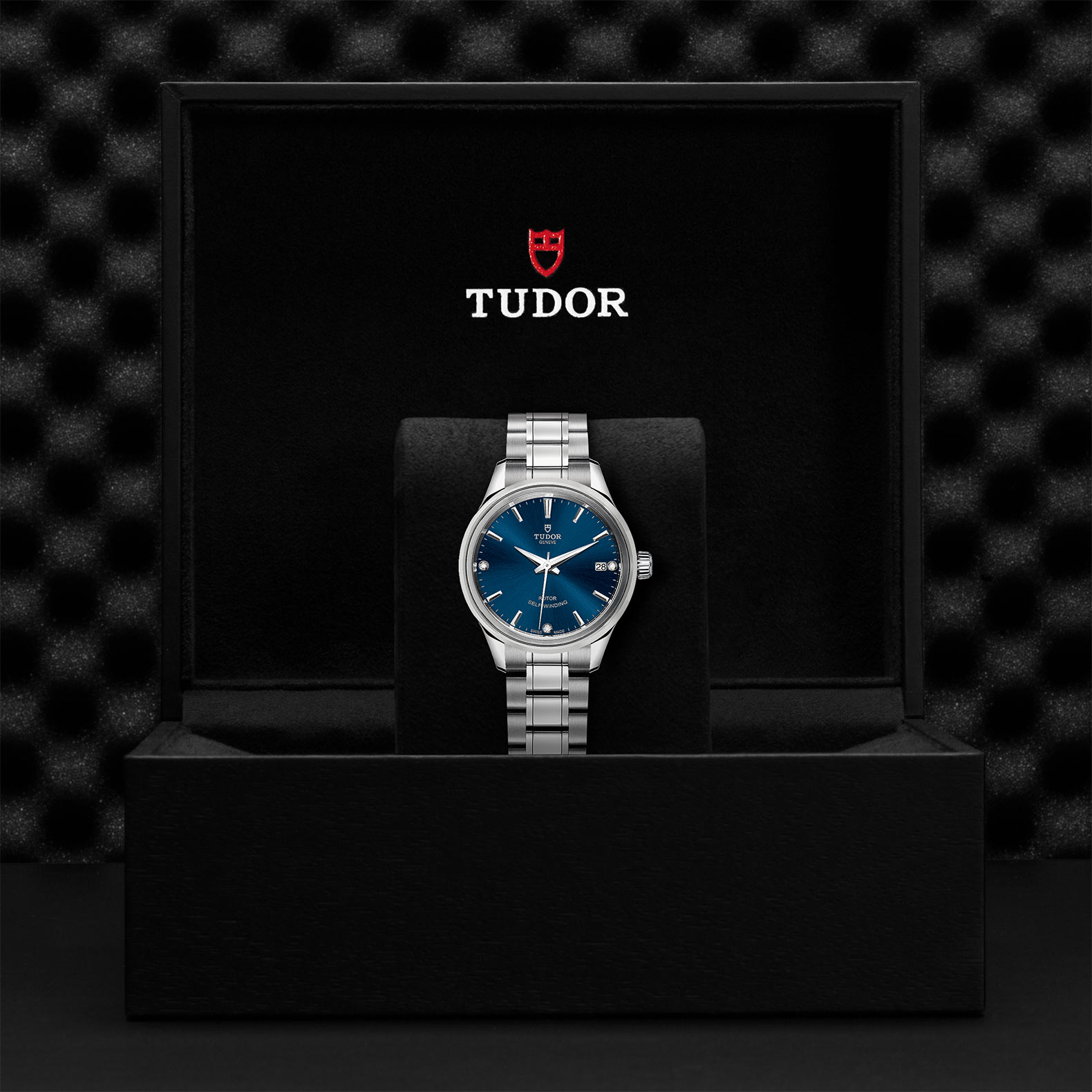 TUDOR Style M12300 0012 Presentationbox