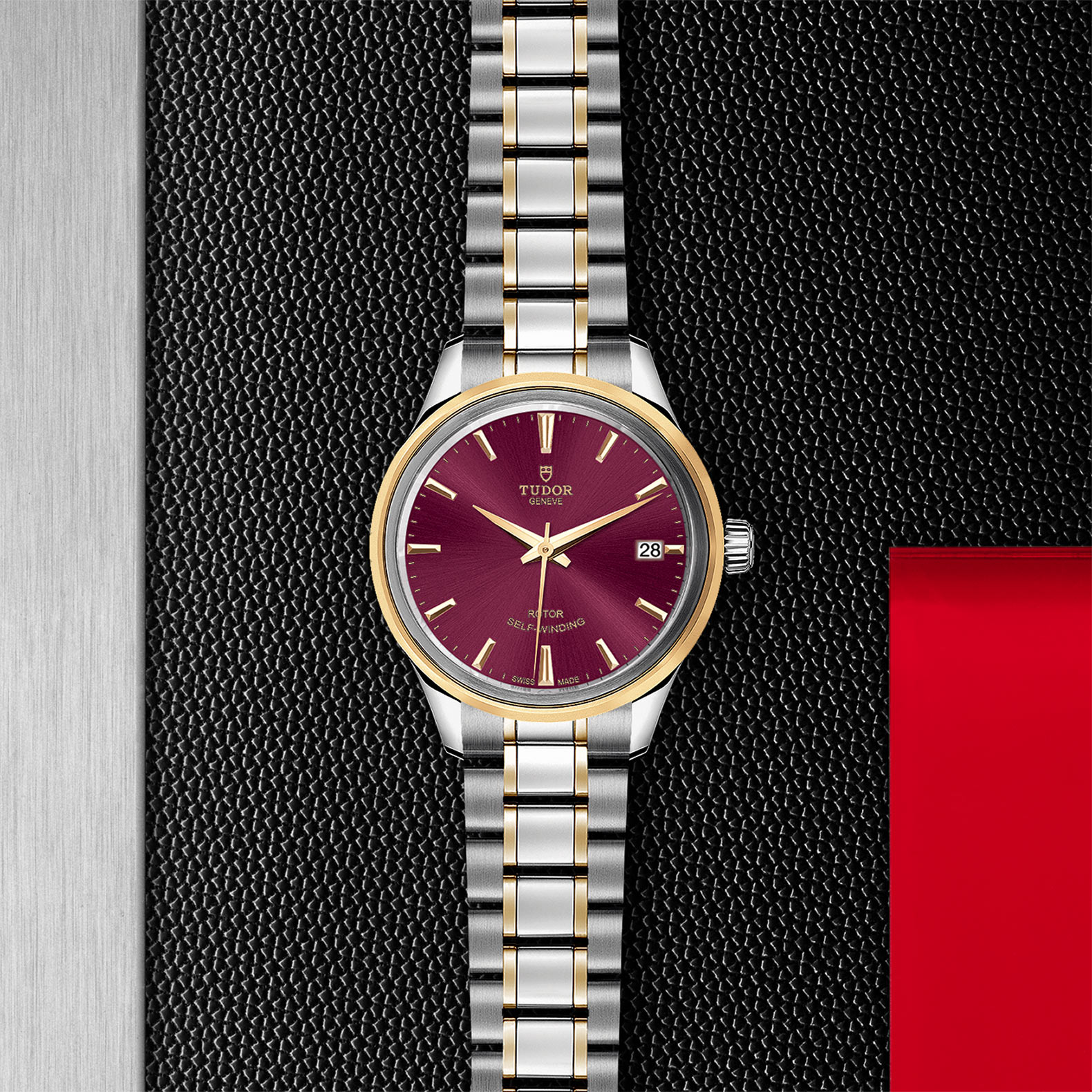 TUDOR Style M12303 0013 Flatlay
