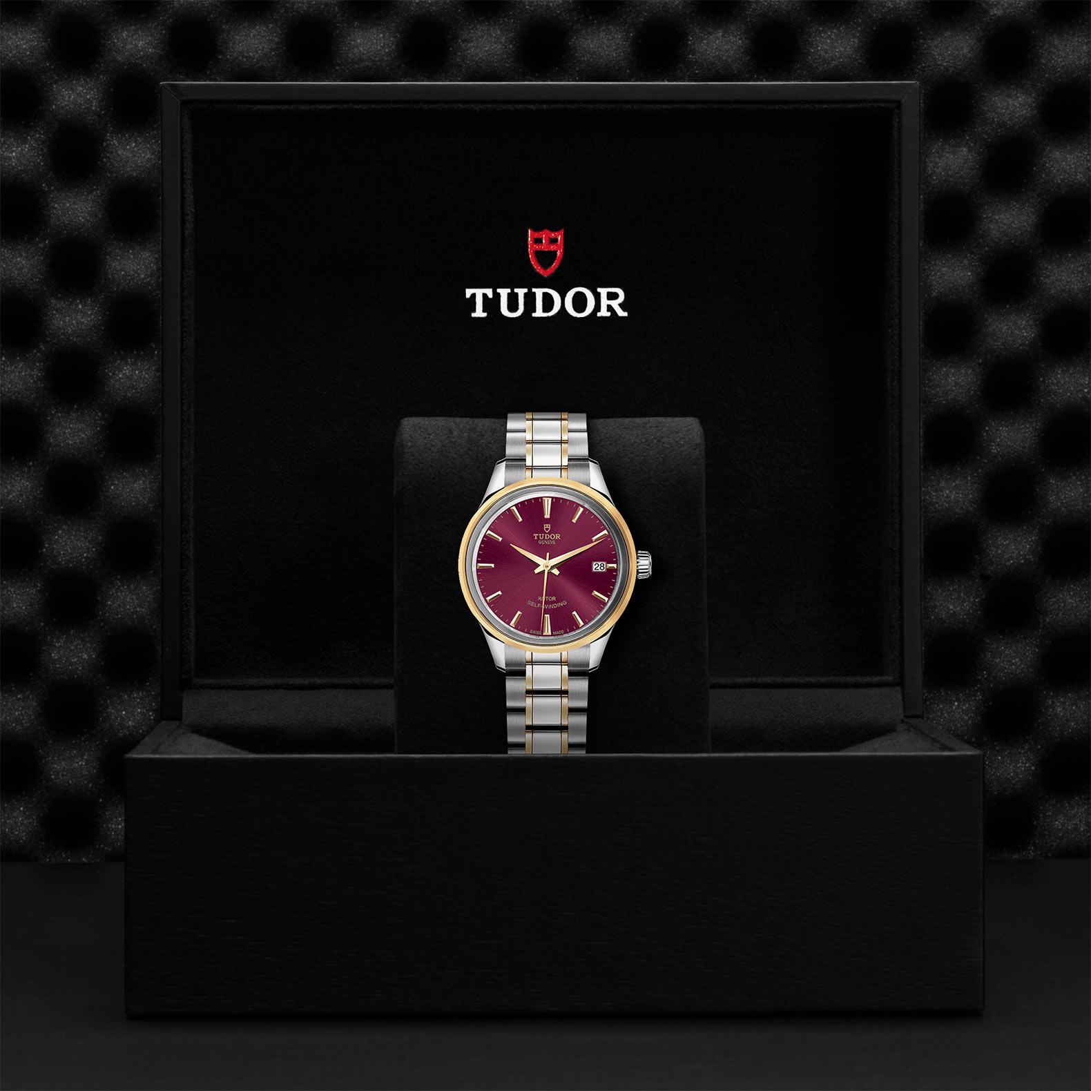 TUDOR Style M12303 0013 Presentationbox