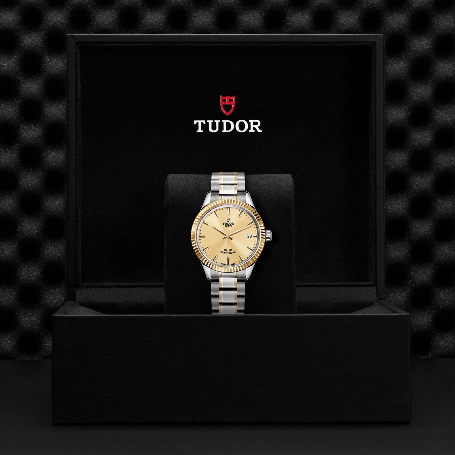 TUDOR Style M12313 0001 Presentationbox