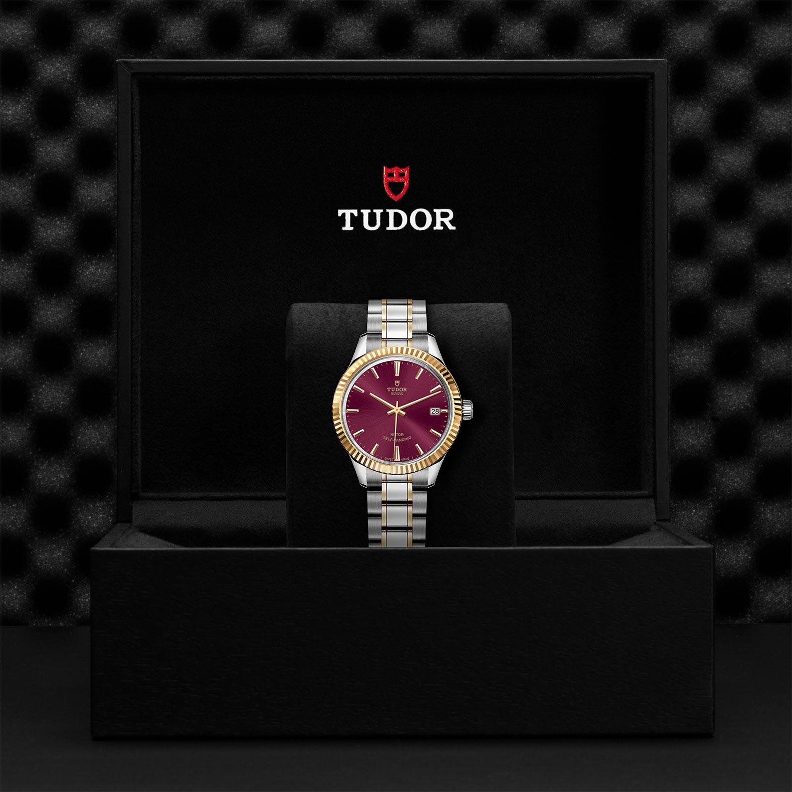TUDOR Style M12313 0013 Presentationbox