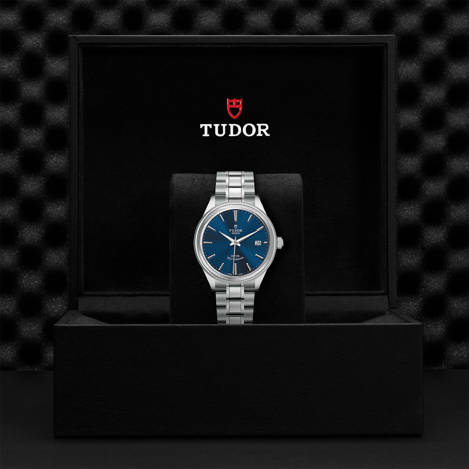 TUDOR Style M12500 0009 Presentationbox