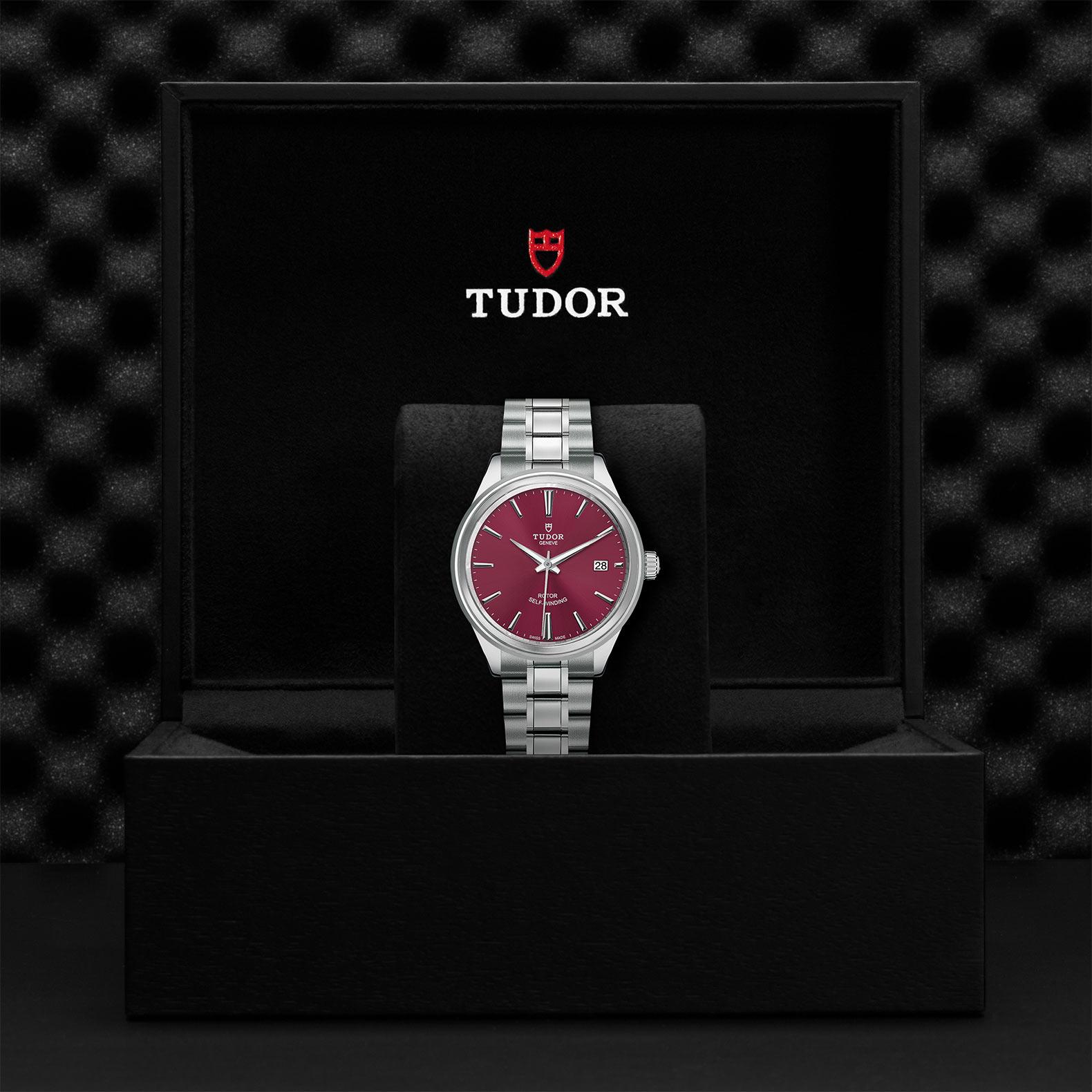 TUDOR Style M12500 0011 Presentationbox