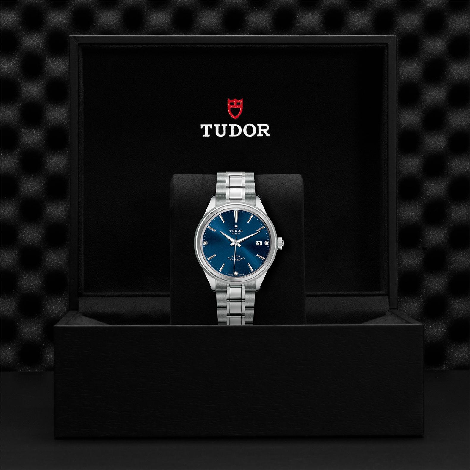 TUDOR Style M12500 0013 Presentationbox
