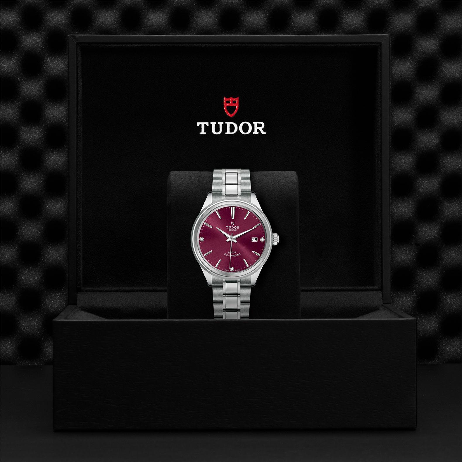 TUDOR Style M12500 0015 Presentationbox