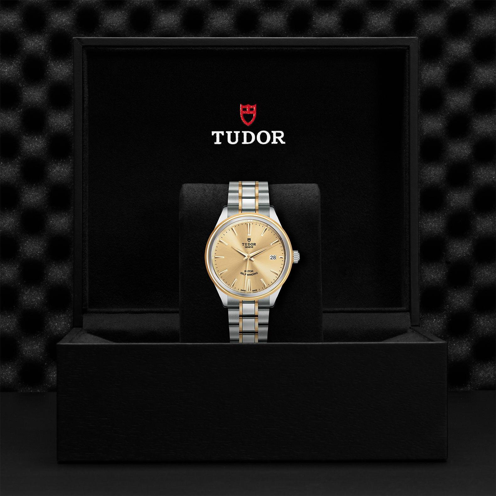 TUDOR Style M12503 0001 Presentationbox