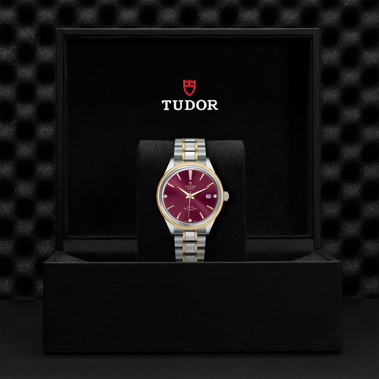 TUDOR Style M12503 0015 Presentationbox