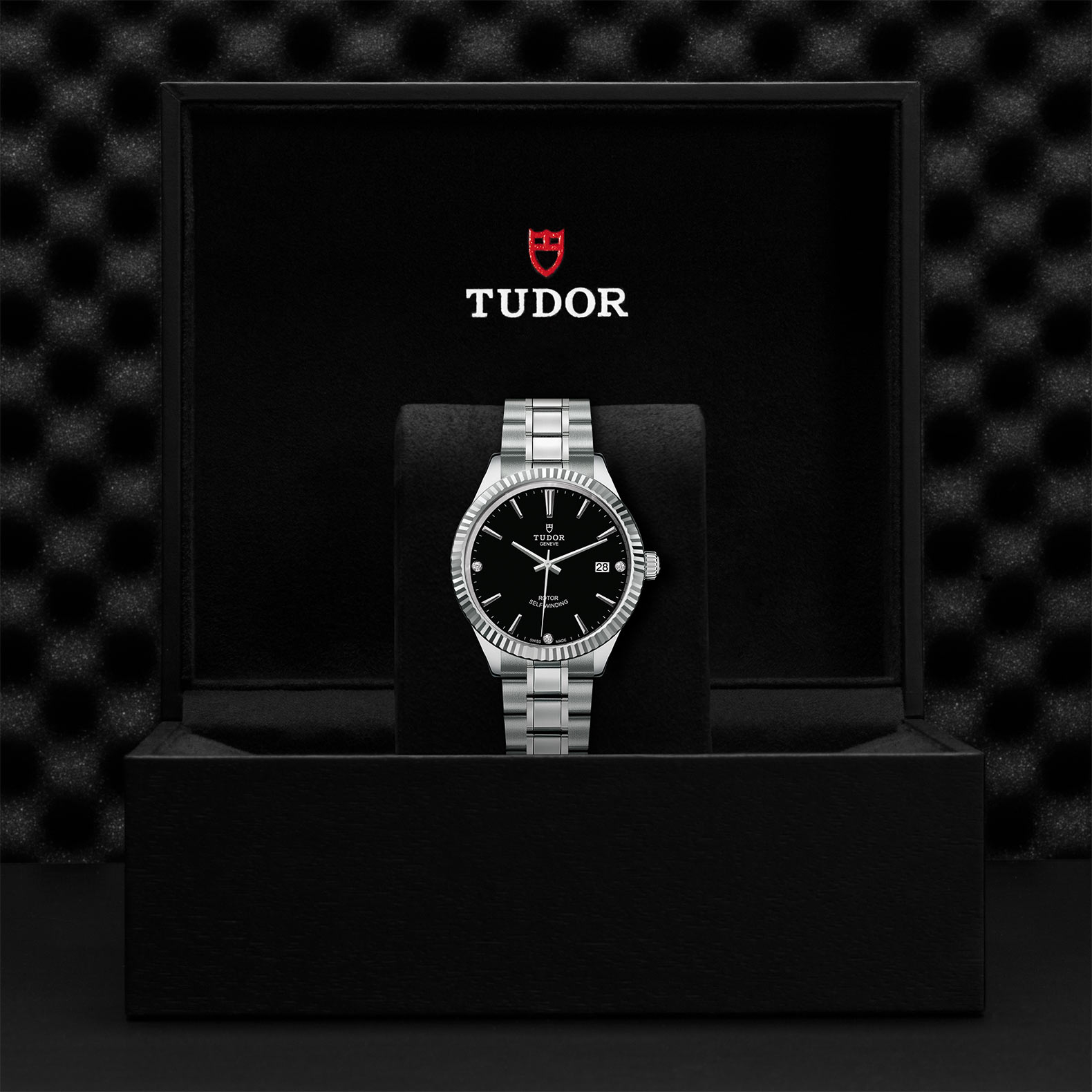 TUDOR Style M12510 0009 Presentationbox