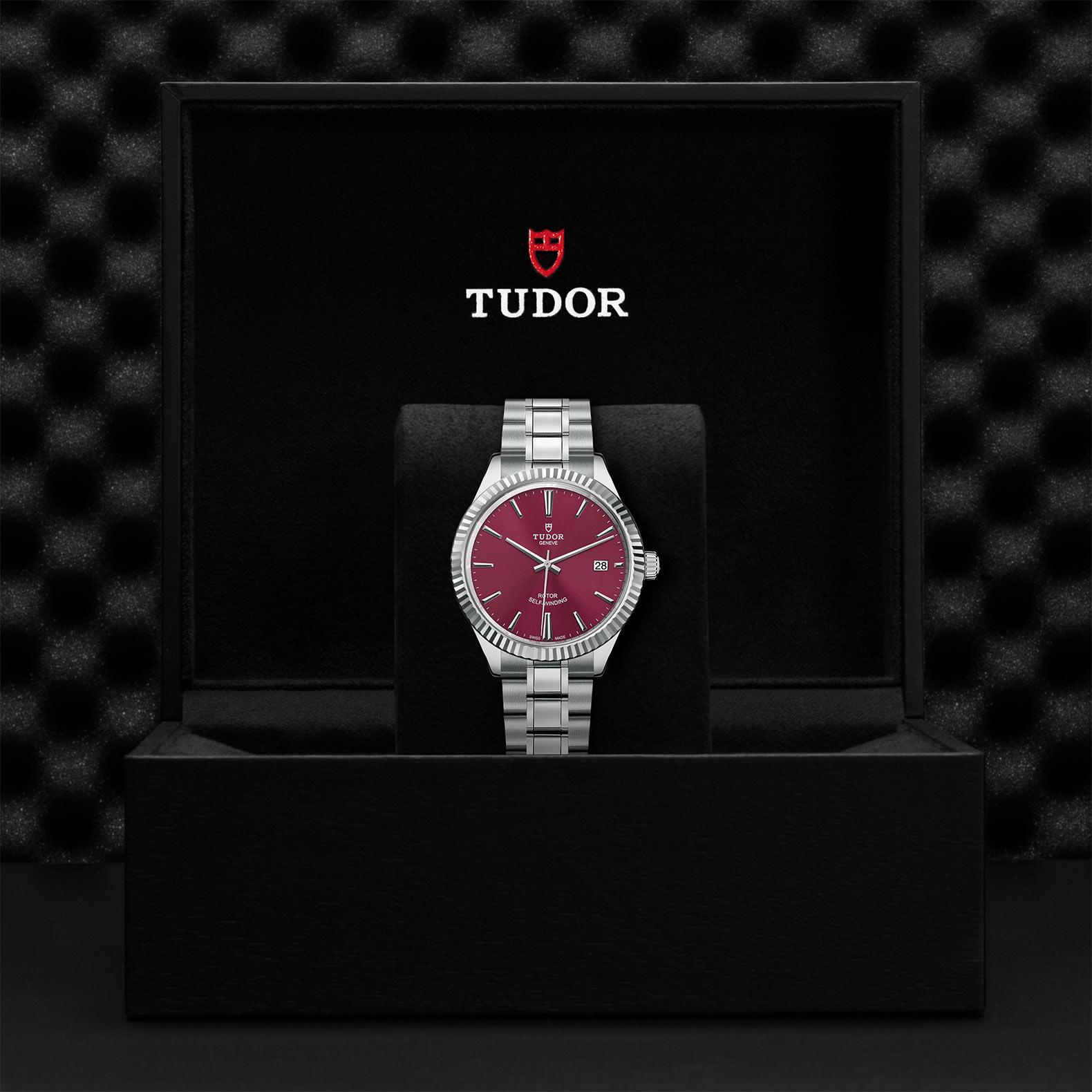 TUDOR Style M12510 0015 Presentationbox