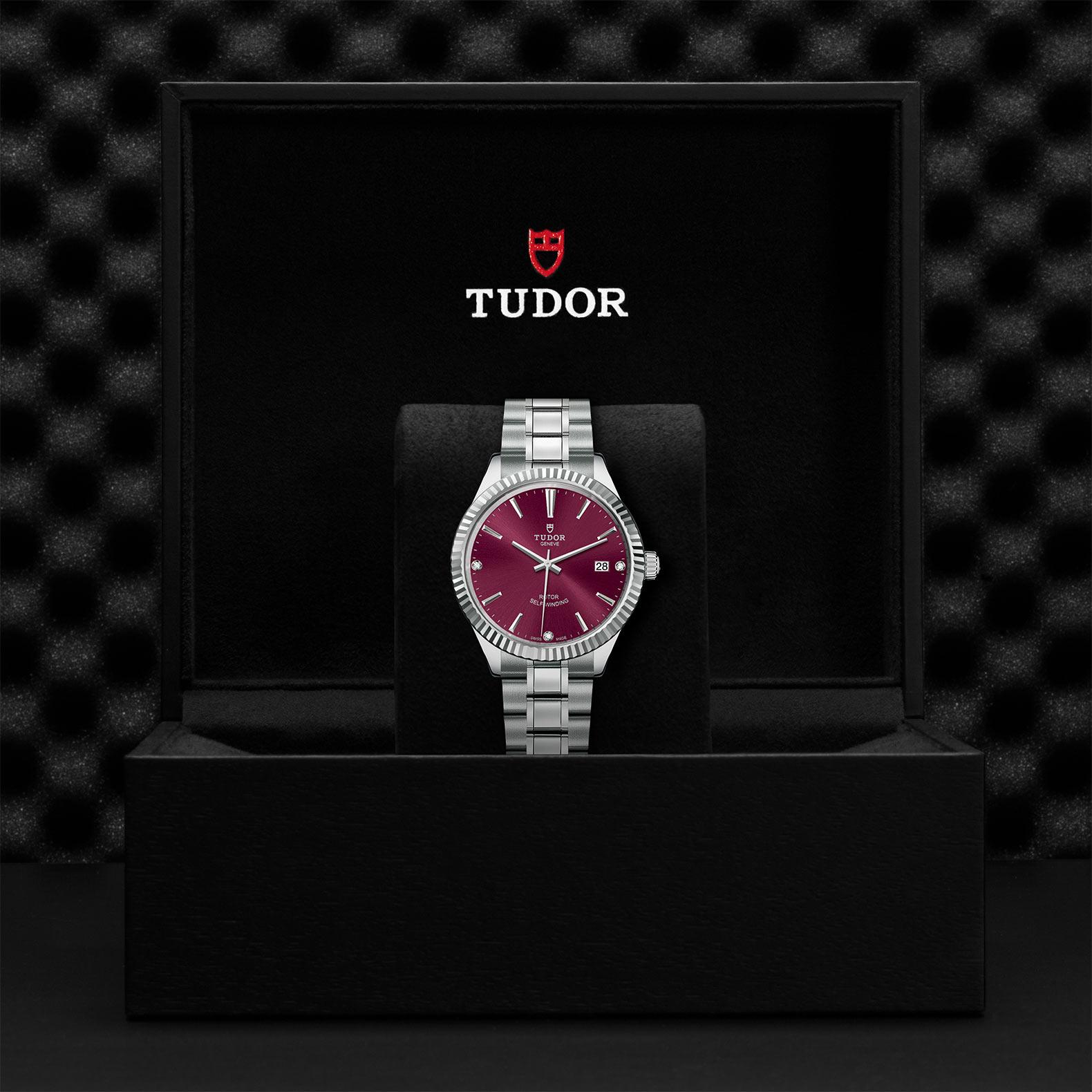 TUDOR Style M12510 0019 Presentationbox
