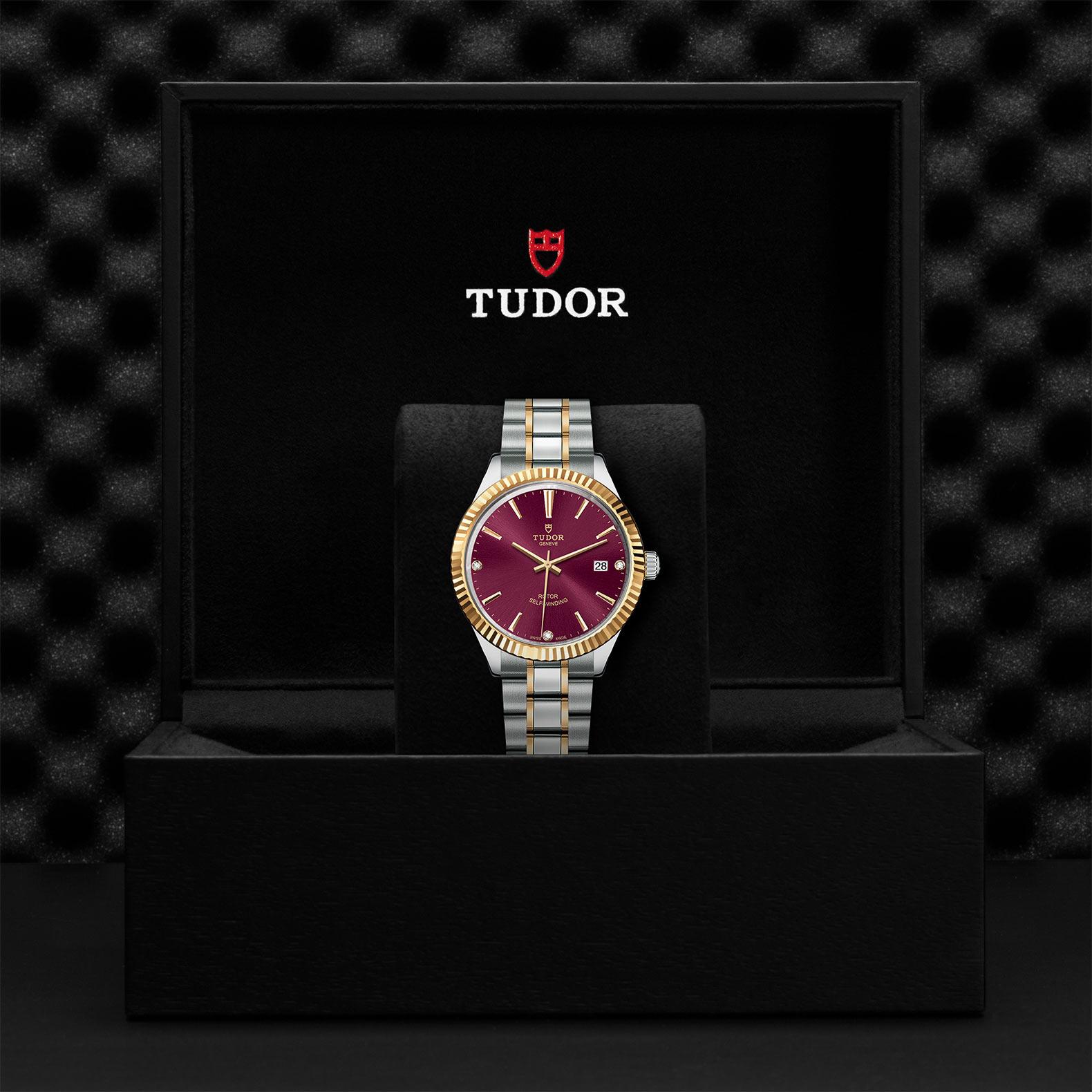TUDOR Style M12513 0015 Presentationbox
