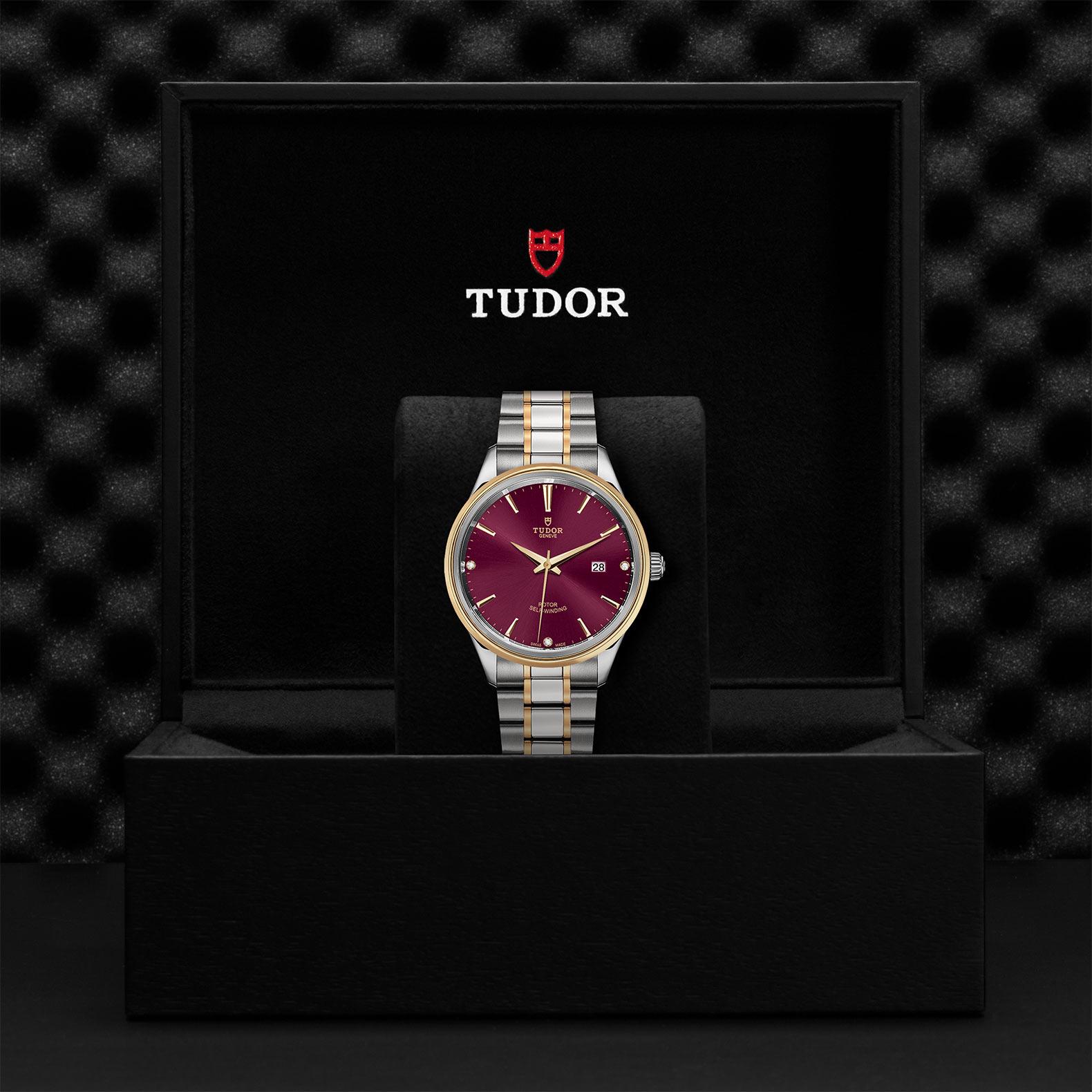 TUDOR Style M12703 0015 Presentationbox