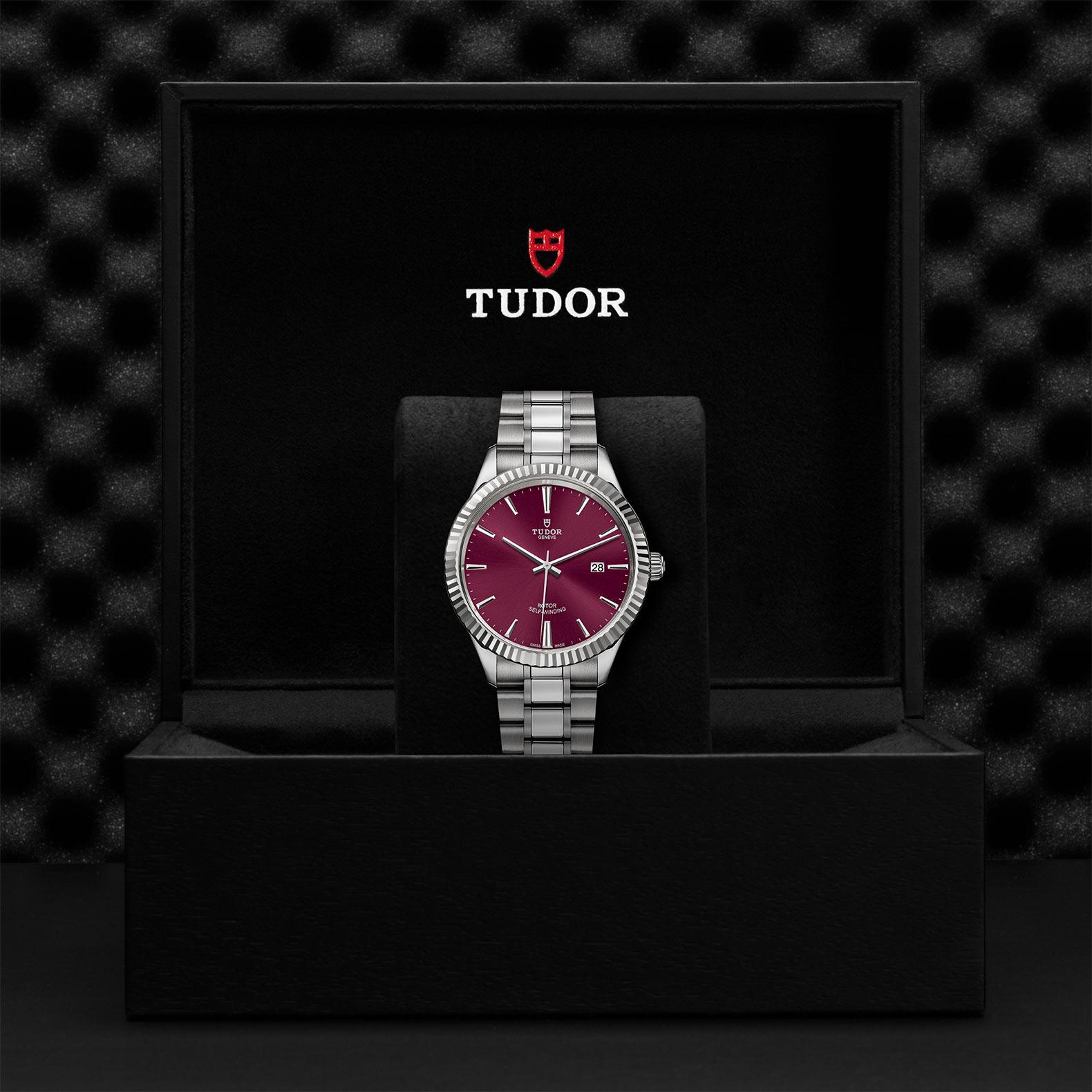 TUDOR Style M12710 0015 Presentationbox