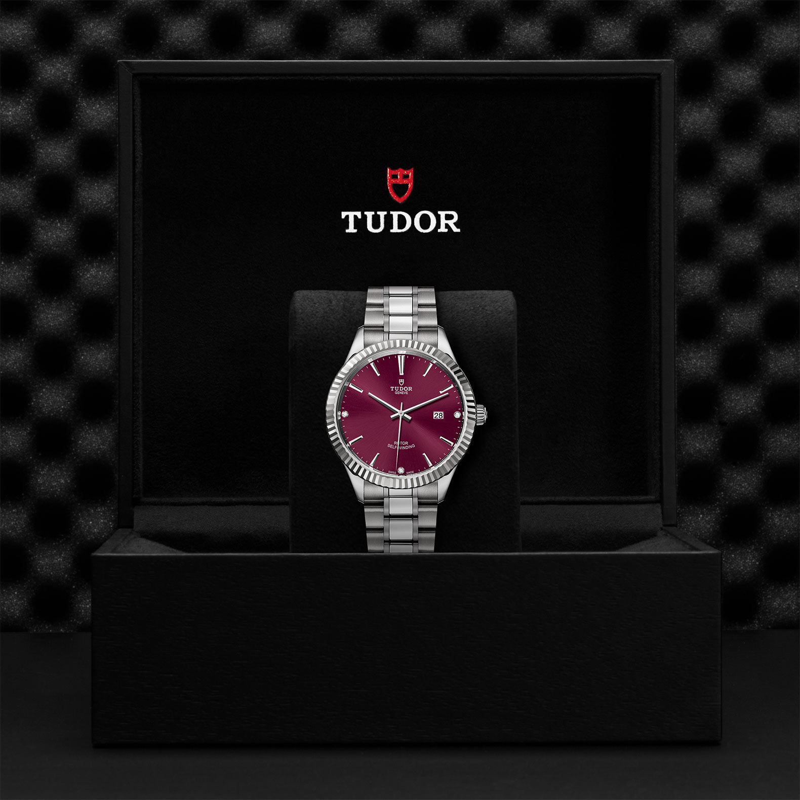 TUDOR Style M12710 0019 Presentationbox