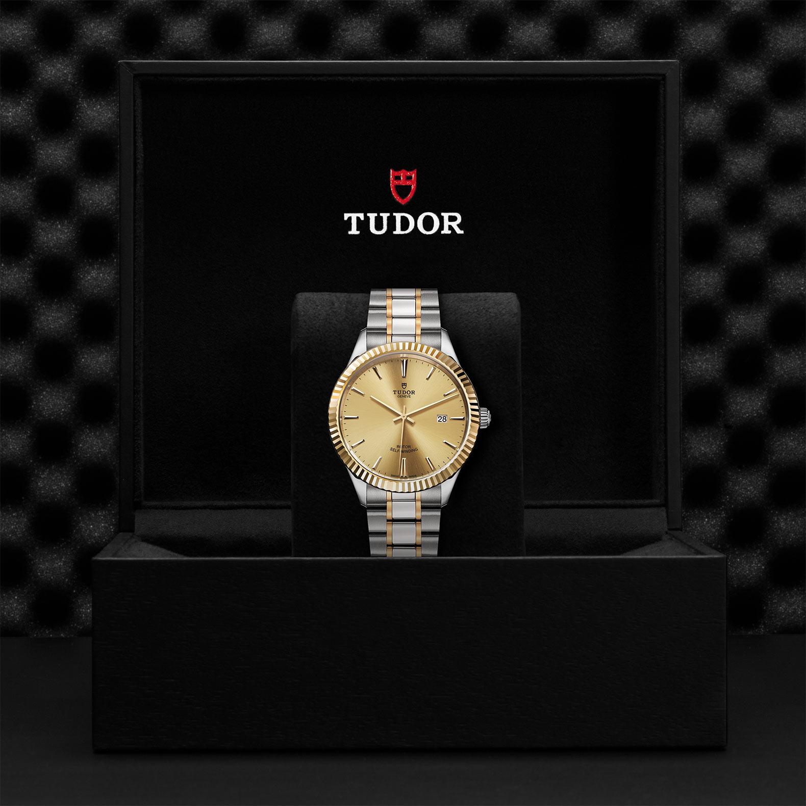 TUDOR Style M12713 0001 Presentationbox