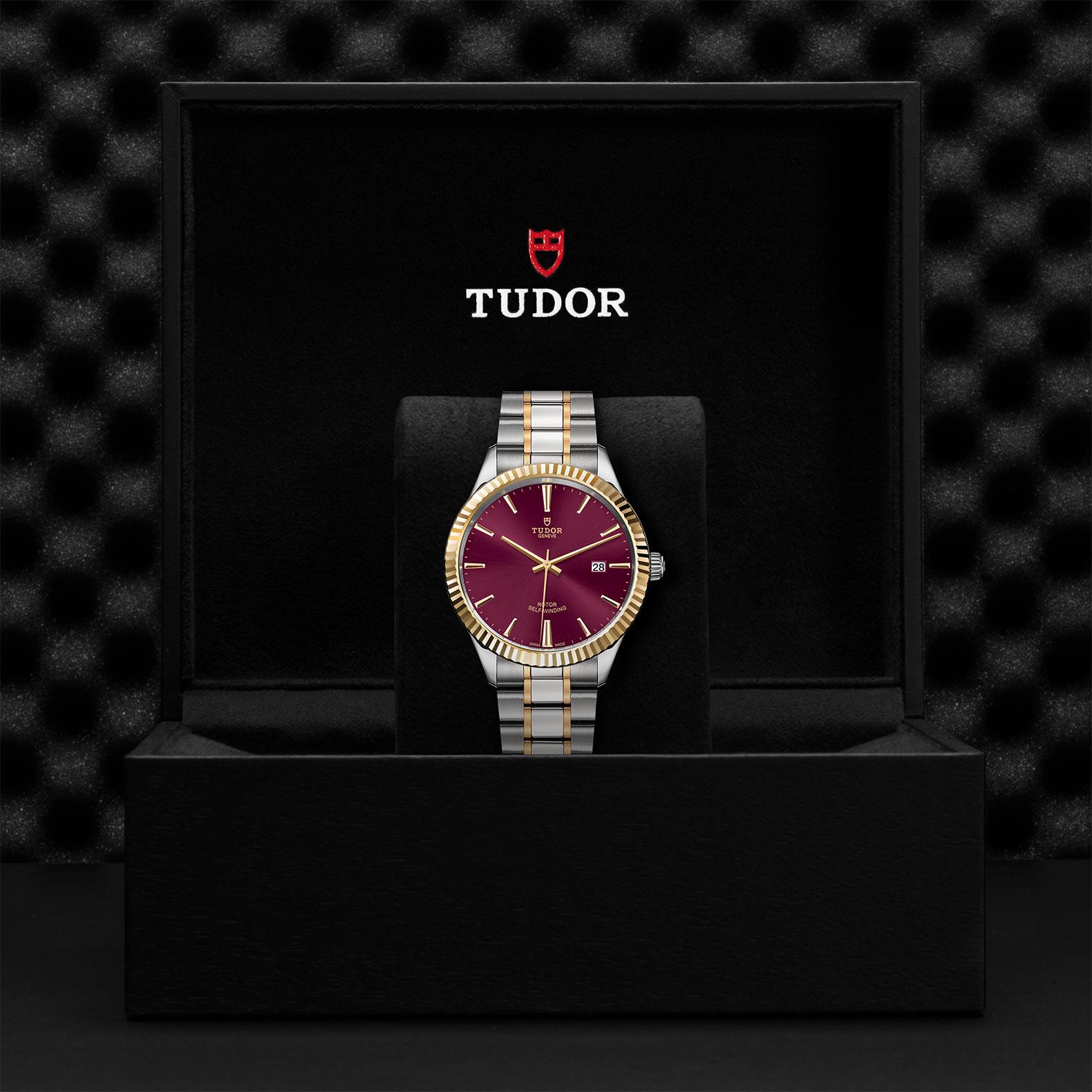 TUDOR Style M12713 0013 Presentationbox