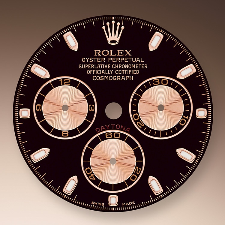 black and pink dial everose gold 41405 p 40