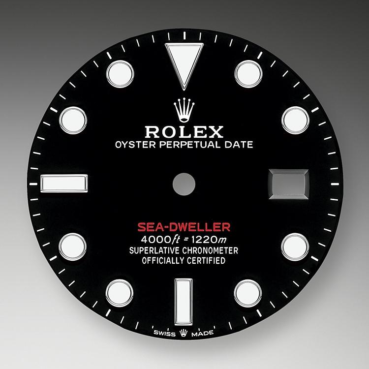 black dial oystersteel 50825 g 43