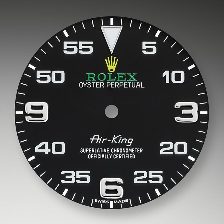 black dial oystersteel 50837 g 40