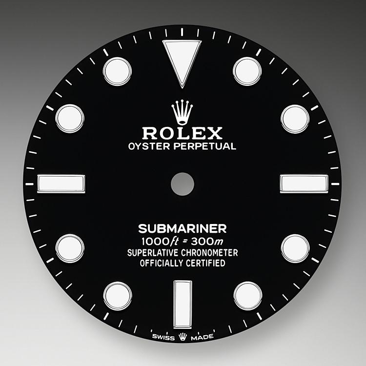 black dial oystersteel 51571 g 41