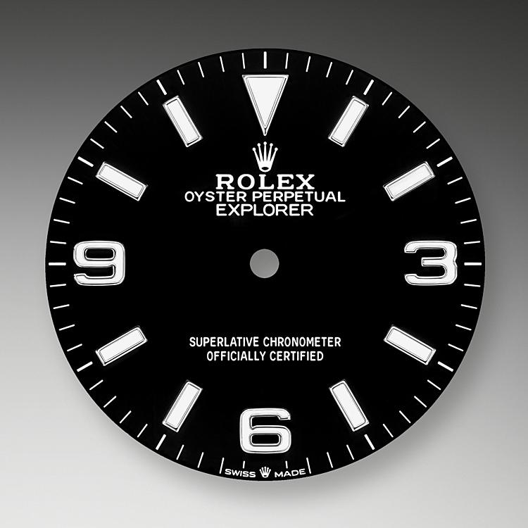 black dial oystersteel 51573 g 36