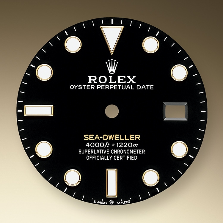 black dial oystersteel and yellow gold 51721 g 43