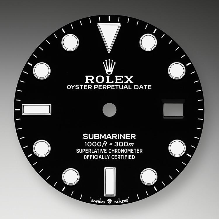 black dial white gold 50902 g 41