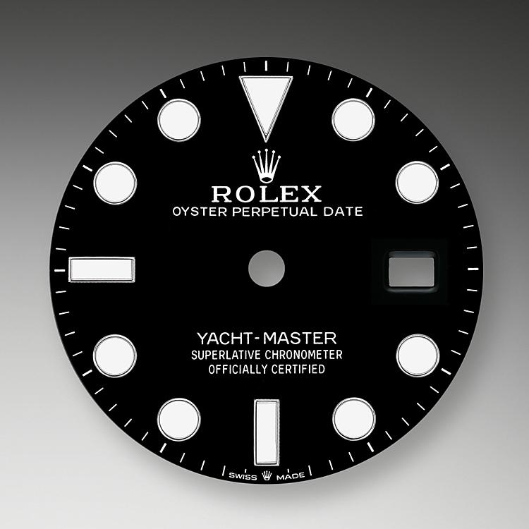 black dial white gold 51523 g 42