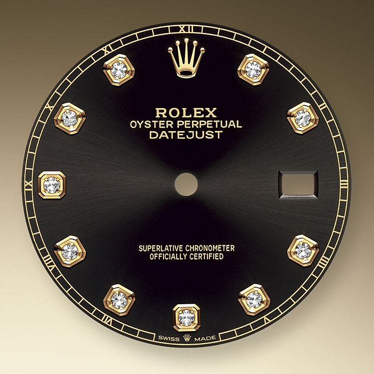 bright black dial oystersteel and yellow gold 50707 g 41
