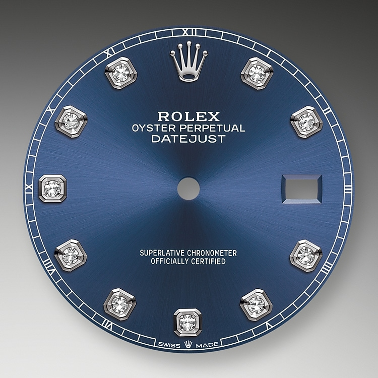 bright blue dial oystersteel and white gold 50752 g 41