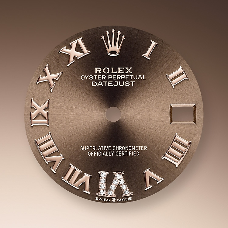 chocolate dial everose gold 50739 p 31