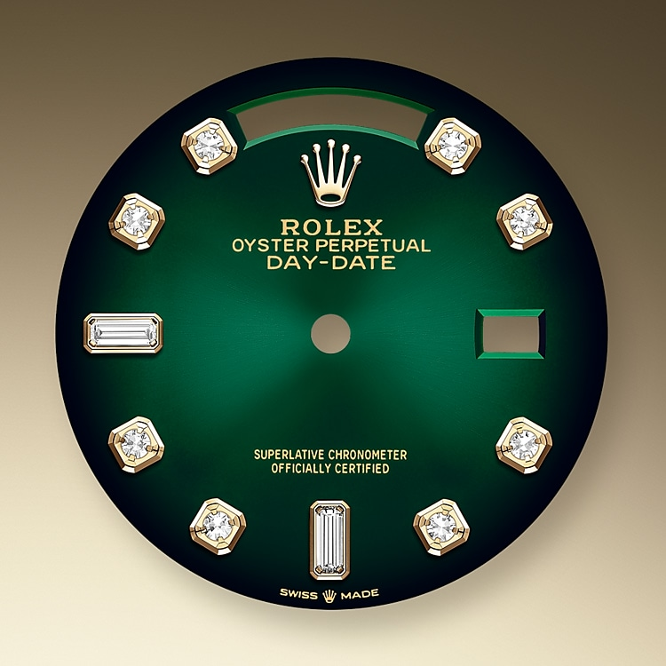 green ombr   dial yellow gold 51755 y 36