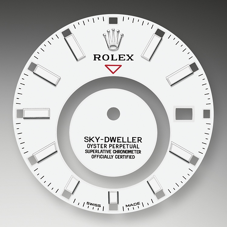 intense white dial oystersteel and white gold 50870 g 42