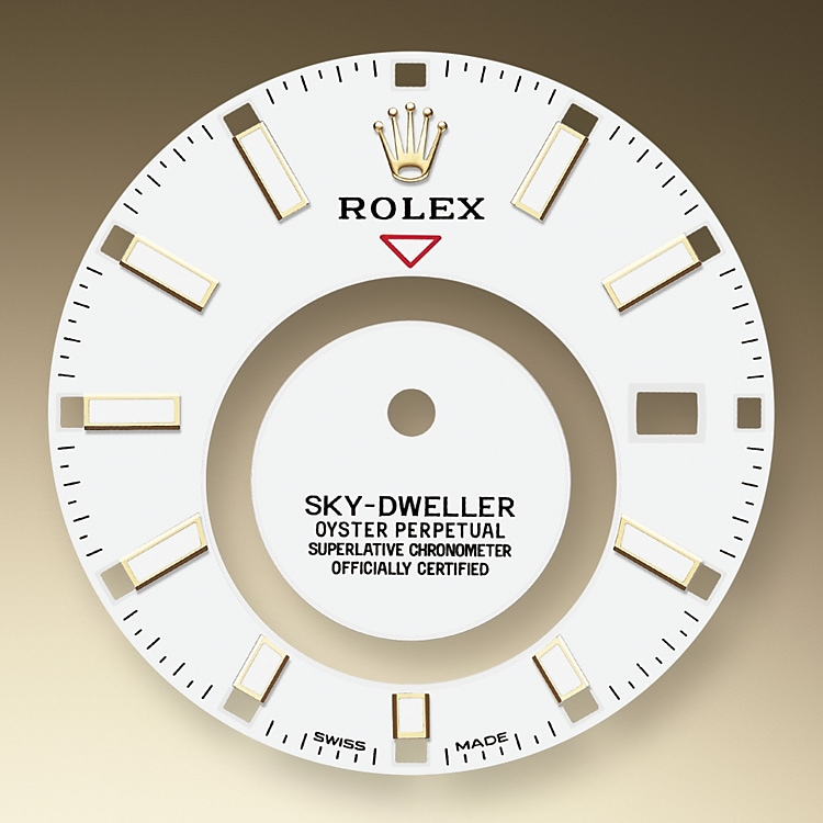 intense white dial oystersteel and yellow gold 51343 g 42