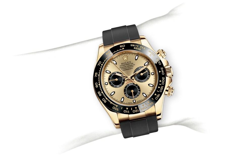 m116518ln 0048 modelpage on wrist landscape