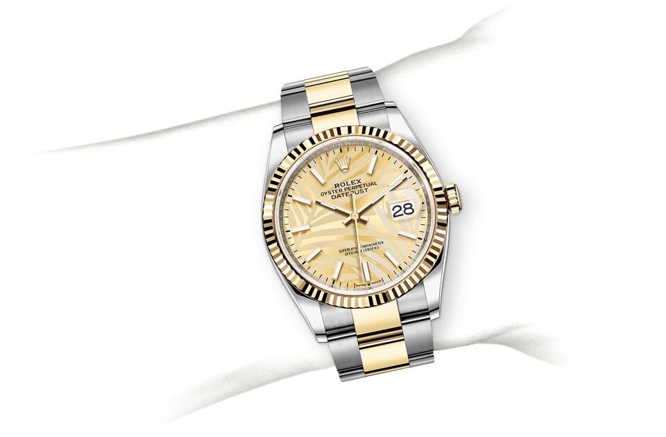 m126233 0038 modelpage on wrist landscape