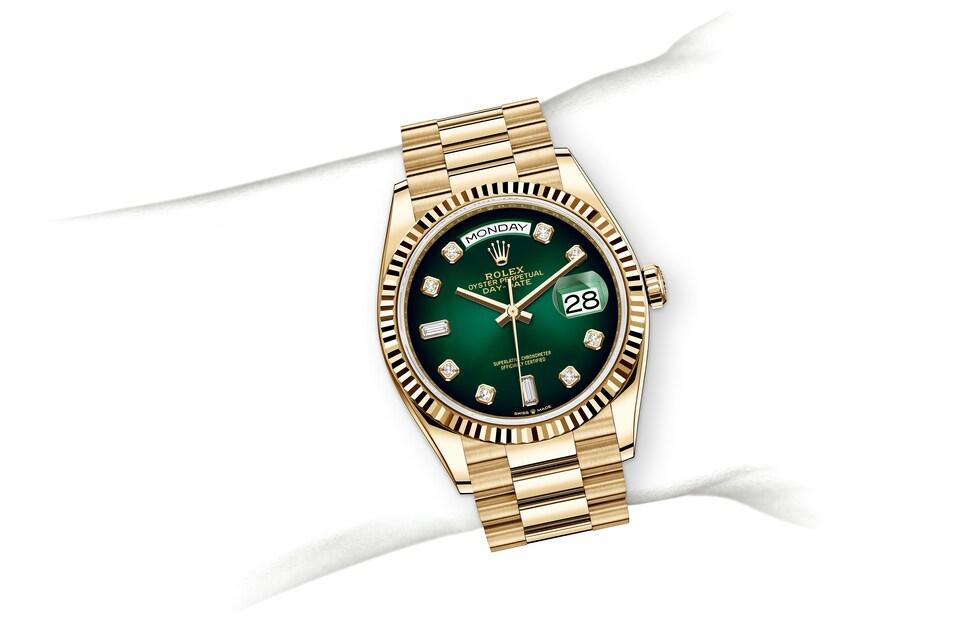 m128238 0069 modelpage on wrist landscape