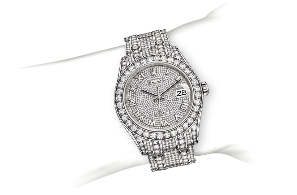 m86409rbr 0001 modelpage on wrist landscape