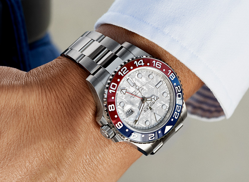 mens watches gmt master 2