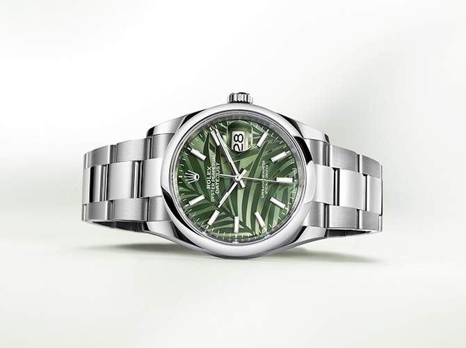 new 2021 watches datejust