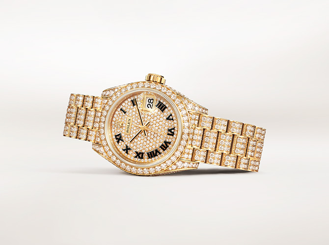 new 2021 watches lady datejust
