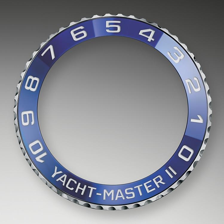 ring command bezel oystersteel 41403